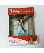 Disney Princess Jasmine Figurine Hallmark Ornaments  - $15.23