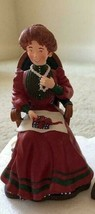 Dept 56 All Through the House Mrs Bell Holiday Christmas Figurine - $13.59