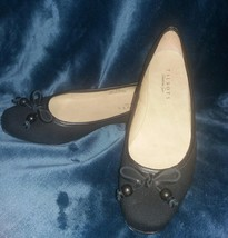 Talbots Est 1947 Woman's Shoes Cotton Upper Ballet Flats - $19.80