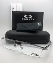 Nuevo Oakley Gafas Rhinochaser Ox 3111-0154 Semimontura Cemente/Gris Mon... - $199.60