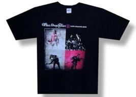 Three Days Grace-Splashback-Life Starts Now Tour-Black T-shirt - $9.74+