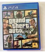 PS4 Grand Theft Auto V - GTA 5  (Playstation 4) Preowned - $22.76