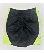 Nike Infant Boys Shorts Gray White Yellow Size 12 Months NWT - $19.39