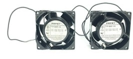 LOT OF 2 PAPST TYP 8500 VW COOLING FANS TYP8500VW image 1