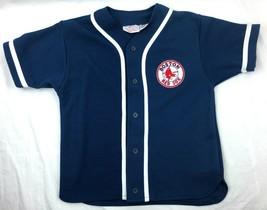 Boston Red Sox Genuine Merchandise by Genuine Stuff MLB Jersey Youth M 1... - $24.99