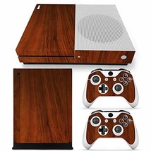 DAPANZ Wood Effect Skin Sticker Vinyl Decal Cover for Xbox One S Console... - $10.74