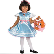 Rubies Dora The Explorer: Dora in Wonderland Costume, Small 8408 - $14.24