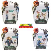 Disney Zootopia Tomy Action Figure Movie Toys Poseable Figurine Nick  Ju... - $10.99
