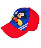 Disney Mickey Mouse 3D Pop Baseball Cap – Boys - $12.22