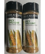 Urban Accents Cayenne Garlic Spicy Chili Lime Great For Grill Smoker Cor... - $19.79