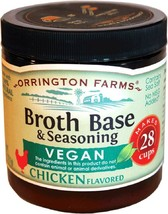 Orrington Farms - Vegan Chicken Flavored Broth Base, 6 oz. (Pack of 6) - $27.58