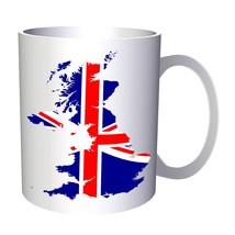 New United Kingdom Flag World  11oz Mug i660 - $10.83