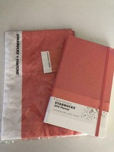 Korea Starbucks Limited 2018 Notebook and Pouch Set - $47.82