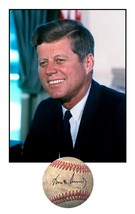 Ultra Rare - John F Kennedy - Former President - Authentic Hand Signed A... - $449.99