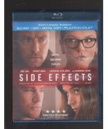 Side Effects (Blu-ray only, 2013, 1-Disc) - $6.85