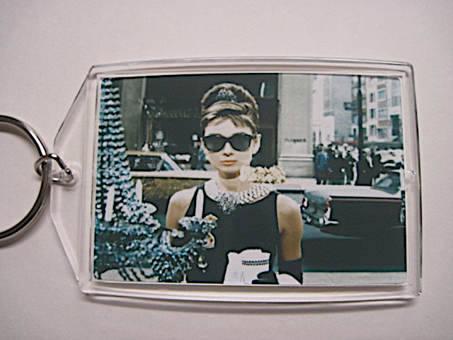 Keychain breakfast at tiffany s color