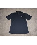 Detroit Tigers Cutter & Buck DryTec Short Sleeve Polo Shirt, Men's XL, N... - $14.95