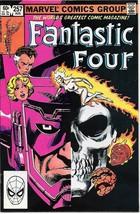 Fantastic Four Comic Book #257 Marvel Comics 1983 VERY FINE NEW UNREAD - $4.99