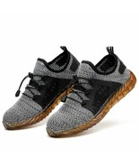 Dropshipping Indestructible Ryder Shoes Men And Women Steel Toe Air Safety - $22.76+