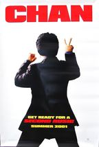 2001 RUSH HOUR 2 CHAN Movie POSTER 27x40 Motion Picture Promo Jackie Chan - $18.99