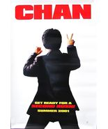 2001 RUSH HOUR 2 CHAN Movie POSTER 27x40 Motion Picture Promo Jackie Chan - $29.99