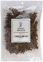 SOEOS Star Anise SeedsAnis Estrella, Chinese Star Anise Pods, Dried Anis... - $9.41