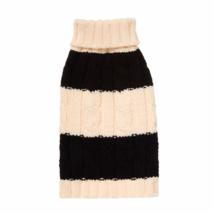 18'' Length  Fab Dog Fisherman Striped Turtleneck Dog Sweater  - $47.00