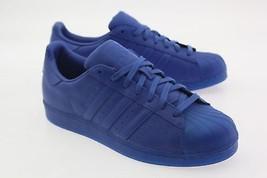 lowest price 934c2 cfb54 adidas Originals Superstar Adicolor Trainers S80327 Blue US5 -  99.00