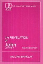 The Revelation of John: Vol. 2 (The Daily Study Bible Series, Revised Ed... - $6.46