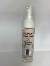 Almay 100 Primer Smart Shade Luminous CC Creme Complexion Corrector 1oz - $8.61
