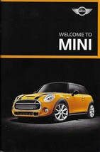 2015 Mini COOPER full line 1st Edition small brochure catalog Coupe Road... - $8.00