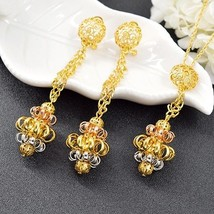 ZEADear Jewelry Romantic Jewelry Set For Women Earrings Necklace Pendant... - $15.35