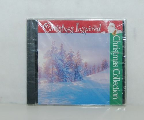 Flowerpot Press Christmas Inspired Christmas Collection CD