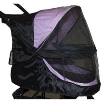 Pet Gear Weather Cover for Pet Gear No-Zip Happy Trails Stroller, Black - $14.11