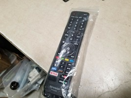 Genuine Sharp EN3I39S 4K UHD Smart TV Remote Control (USED) - $18.00
