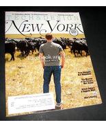 NEW YORK Magazine Oct 2-15 2017 Mark Zuckerberg Facebook Preet Bharara Uber - $9.49