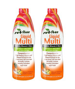 NEW reViva Liquid Multivitamin, Tropical Burst Flavor, 64 Ounces *FREE S... - $33.99