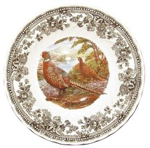 """Queen's Game Collection 8"""" BOWL Pheasant SET OF 3 MADE IN ENGLAND MULTI NEW - $44.50"""