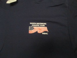 North Baltimore aquatic club NBAC T Shirt Size L - $2.99