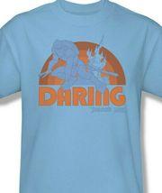"Dragons Lair t-shirt ""Daring"" retro 80's arcade game vintage graphic tee DRL103 image 3"