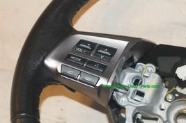 Subaru Legacy Steering Wheel W/Radio Controls & Paddle Shifter 2010 image 3
