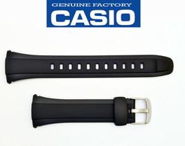 Genuine Casio Watch Band STRAP Black WVA-M640 WVQ-M410B WVQ-M410 WAVE C... - $17.45