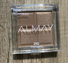 Almay Eyeshadow Quad #210 Unplugged New Sealed - $8.09