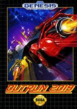 Outrun 2019 SEGA GENESIS Video Game - $16.97