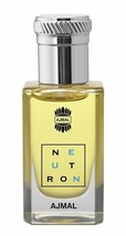 Ajmal Neutron Concentrated Citrus Perfume Free From Alcohol 10ml for Men - $30.06