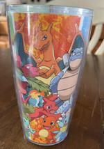 Pokemon Tumbler Cup No Lid Original Pokemon  - $9.90