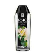 Shunga TOKO Organica Lube Lubricant Organic Slippery Silky Smooth - $13.29