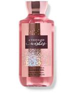 Bath and Body works A THOUSAND WISHES Shower Gel body wash bath 10 fl oz  - $15.65