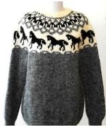 Icelandic sweaters in horses - $206.00
