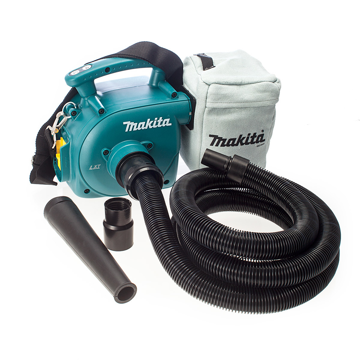 makita Makita DVC350Z 18V Cordless li-ion Vacuum Cleaner / Dust Extractor / Blow
